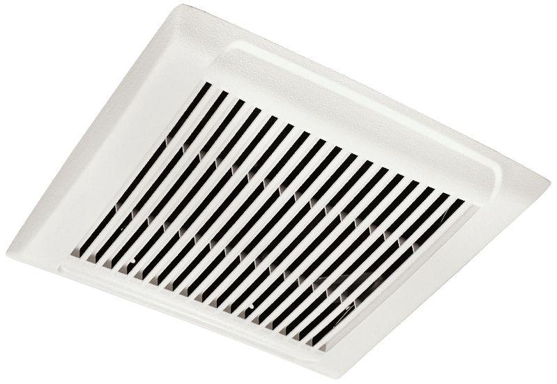 broan invent white 80 cfm 2 0 sones bathroom exhaust fan