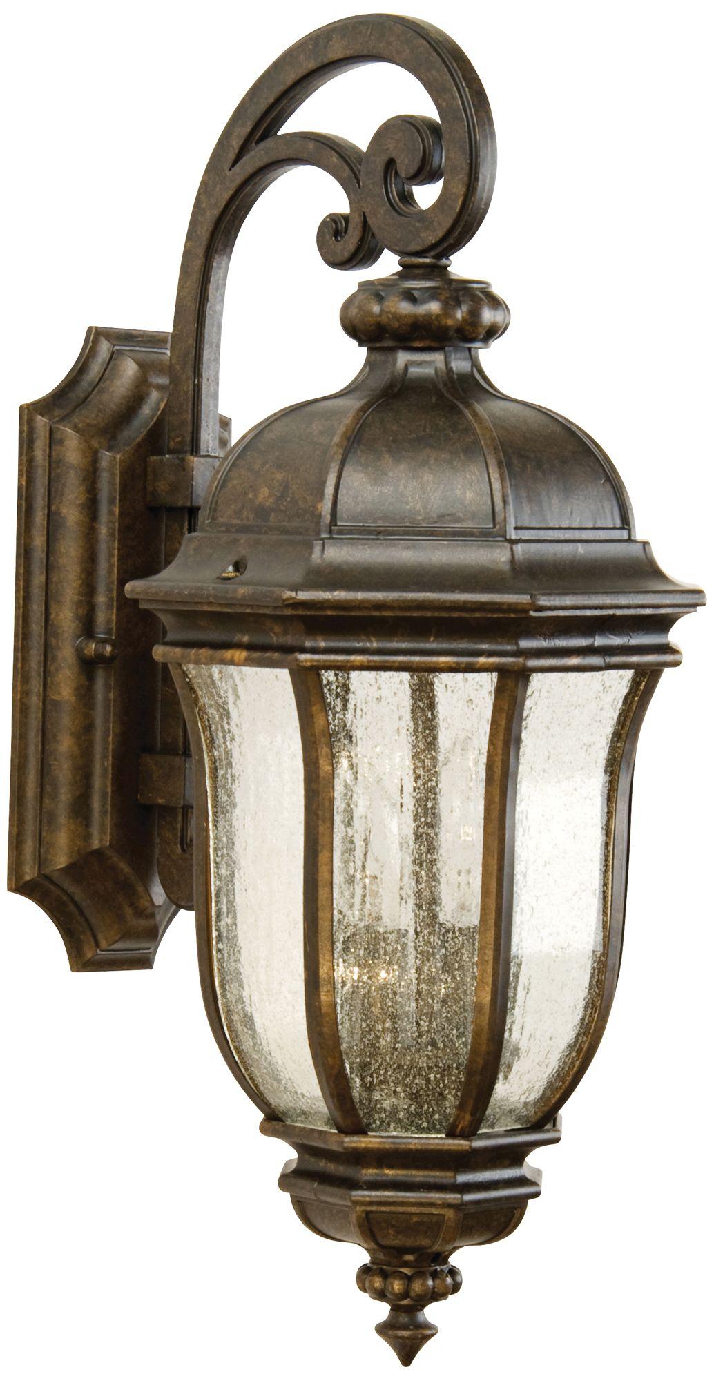 harper 20 3 4 high bronze outdoor wall light