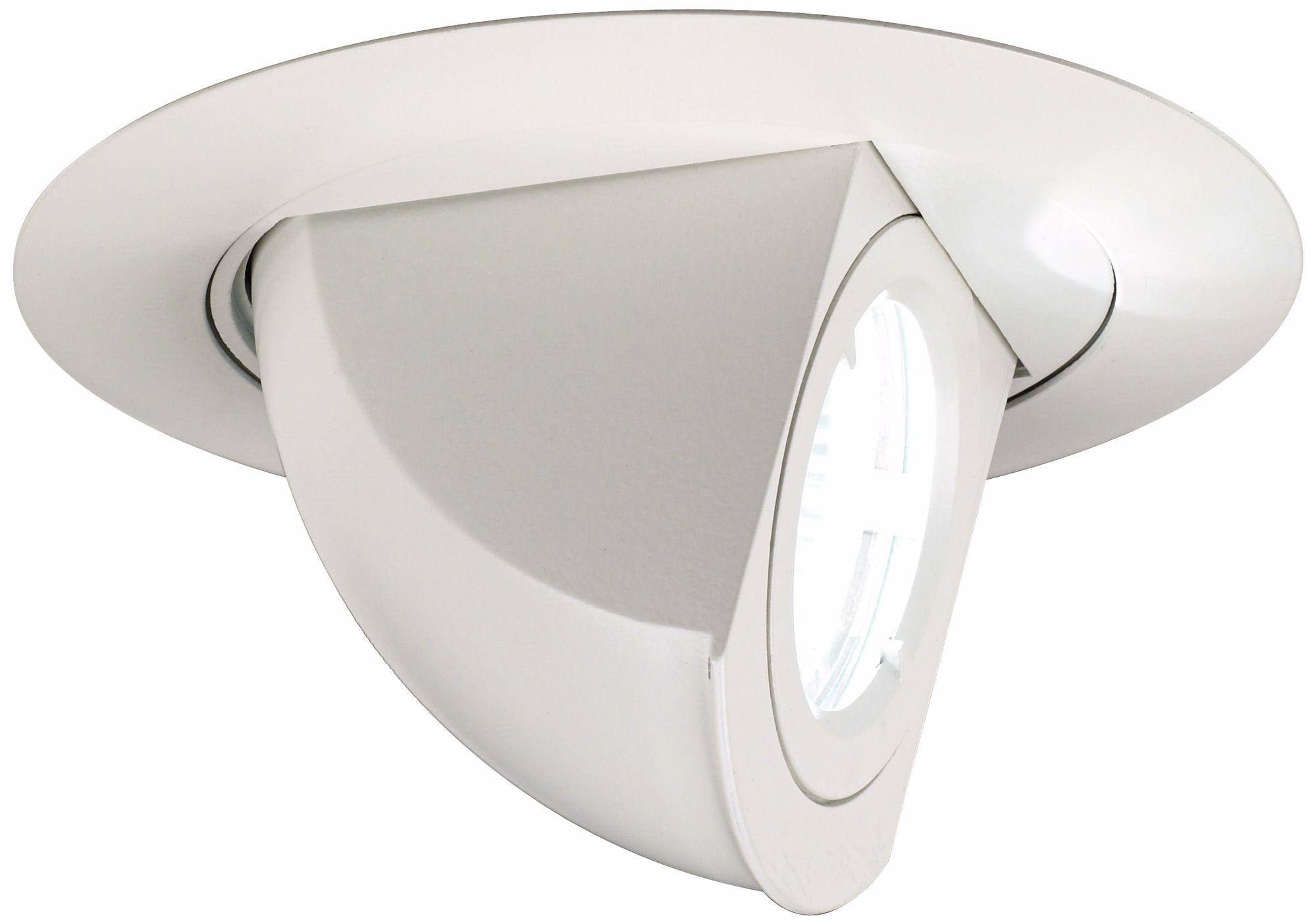 juno 4 low voltage adjustable angle recessed light trim