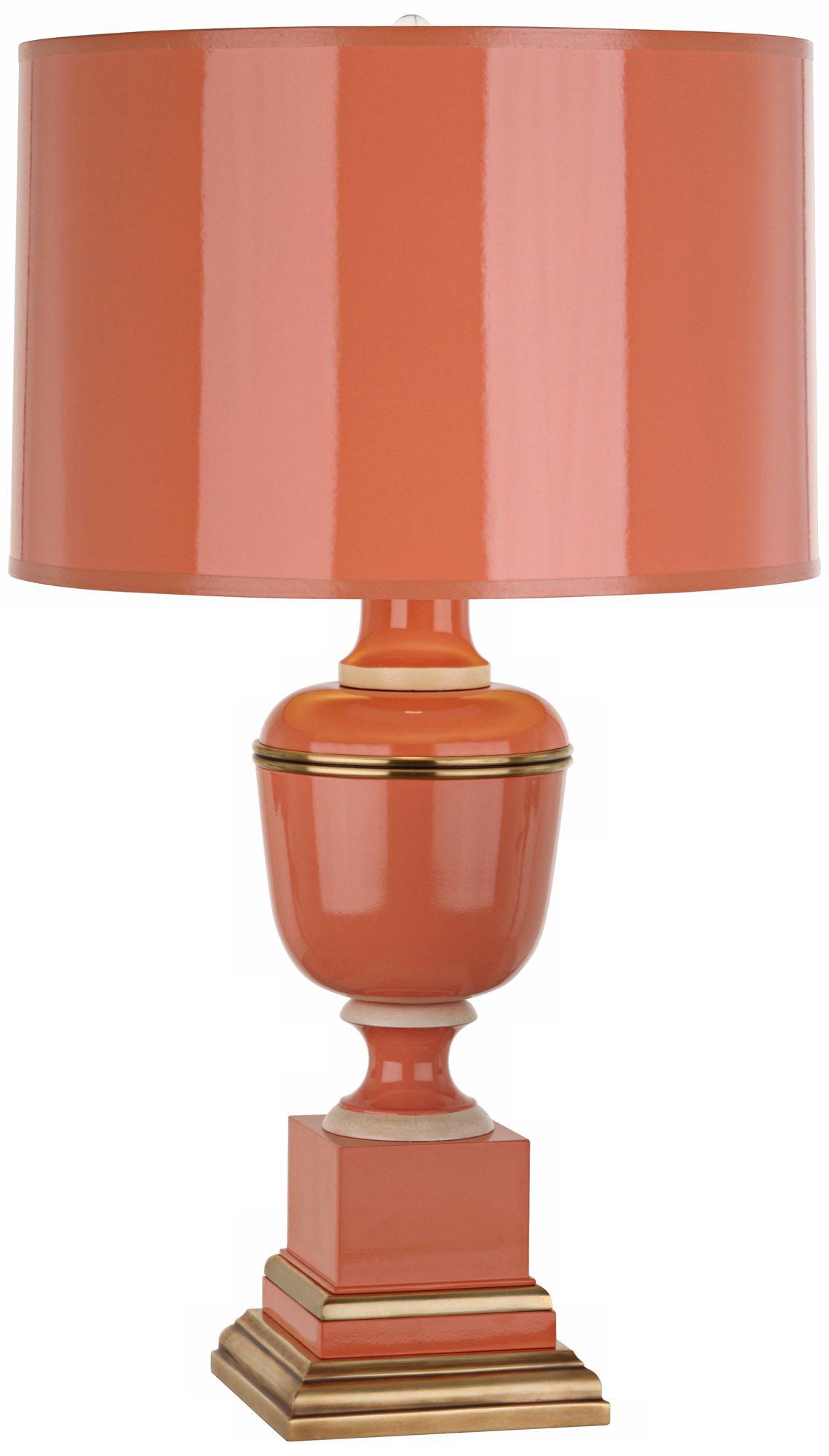 mary mcdonald annika tangerine accent lamp