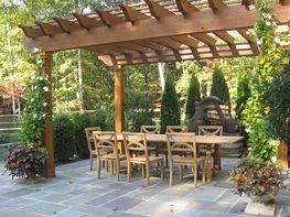 backyard patio ideas landscaping network
