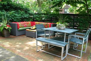 Backyard Landscaping Costs - Landscaping Network on Backyard Patio Cost id=95964
