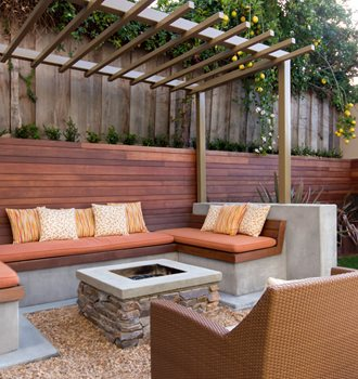 Modern Backyard Ideas - Landscaping Network on Modern Backyard Patio Ideas  id=67095