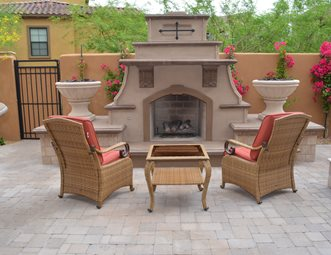 southwestern landscaping pictures