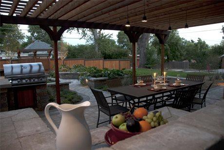Foodie Backyard - Landscaping Network on Arcadia Backyard Designs id=83138