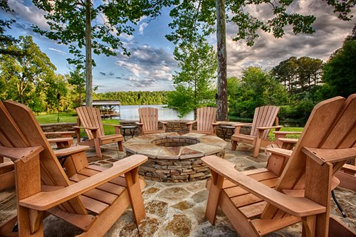 Waterfront Landscaping Ideas - Landscaping Network on Lakefront Patio Ideas id=19050