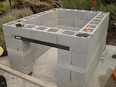 My Brillian Design: Design your landscape 500 ml on Outdoor Fireplace With Cinder Blocks id=65322