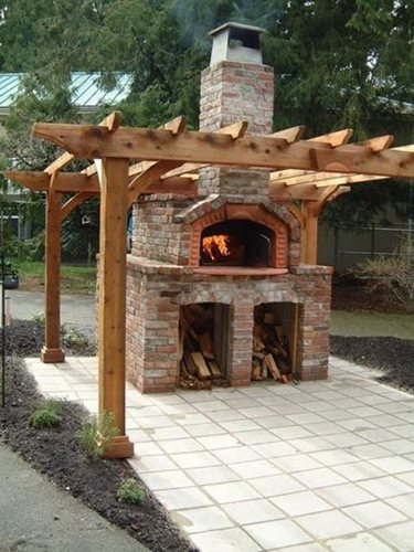 Outdoor Pizza Oven - Landscaping Network on Outdoor Patio With Pizza Oven  id=26536