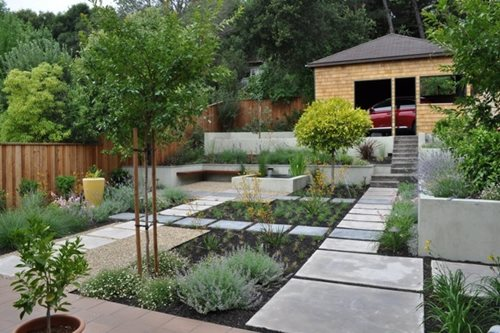 Zen Courtyard Garden - Landscaping Network on Backyard Designs  id=11274