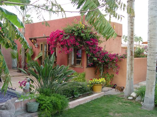 Mexican Garden Design Ideas - Landscaping Network on Mexican Patio Ideas  id=24990
