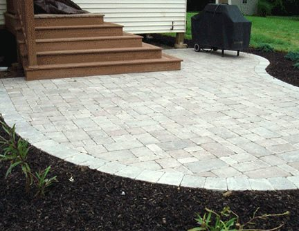 Paver Cost - Landscaping Network on Backyard Patio Cost id=65131