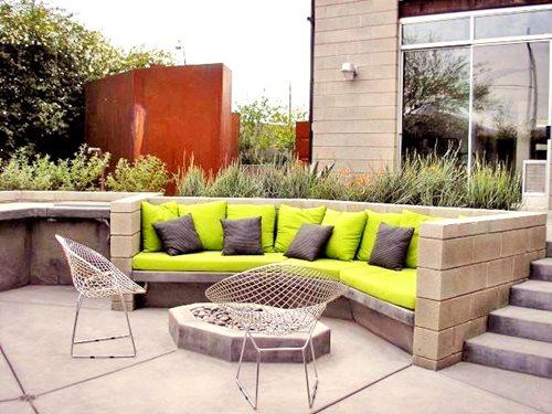 Arizona Landscaping Ideas - Landscaping Network on Modern Back Patio id=31947