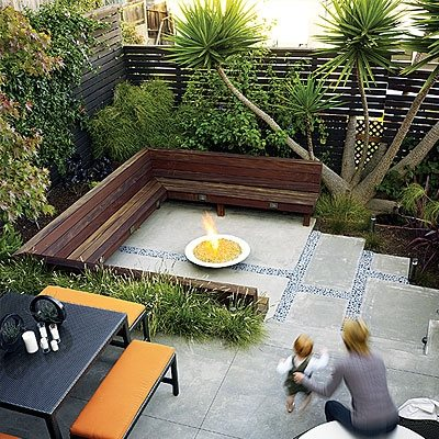 Small Backyard Design - Landscaping Network on Backyard Yard Design  id=70754