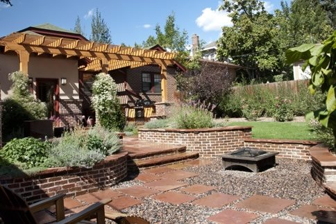 Backyard Landscaping - Centennial, CO - Photo Gallery ... on Arcadia Backyard Designs id=74003