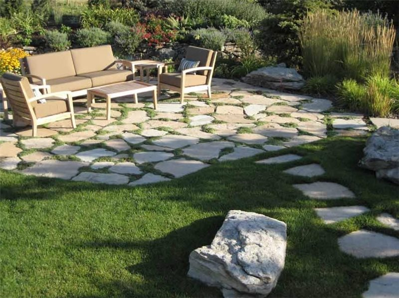 Country Landscape Design - Denver, CO - Photo Gallery ... on Rock Patio Designs  id=73122