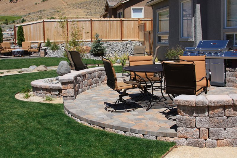 Patio - Huntsville, AL - Photo Gallery - Landscaping Network on Landscaping And Patios  id=90166