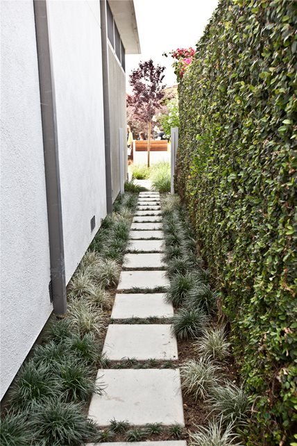 Side Yards - Calimesa, CA - Photo Gallery - Landscaping ... on Side Yard Walkway Ideas  id=19110