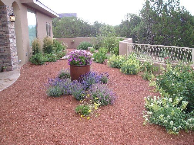 Xeriscape Landscaping - Albuquerque, NM - Photo Gallery ... on Xeriscape Backyard Designs id=25577