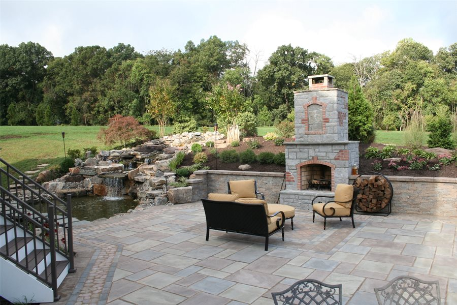 Large Yard Landscaping Ideas - Landscaping Network on Big Backyard Landscaping Ideas id=49626