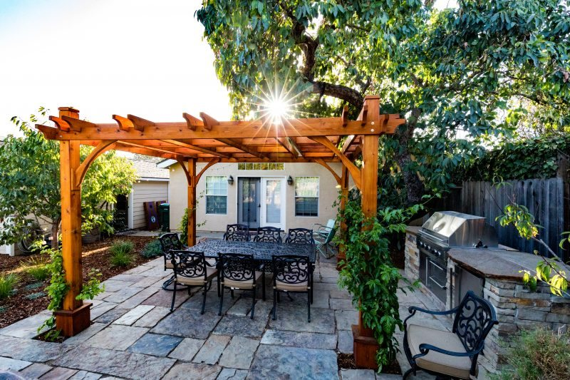 Eco-Friendly Backyard in San Luis Obispo - Landscaping Network on Dream Backyard Ideas id=19013