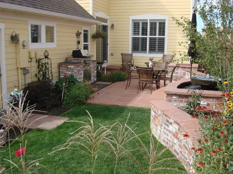 Landscape Design Problems and Solutions - Landscaping Network on Small Backyard Ideas id=84706