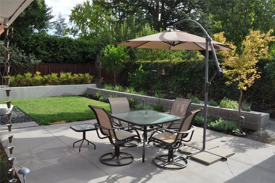 Concrete Patio - Design Ideas, and Cost - Landscaping Network on Landscaping And Patios  id=43043