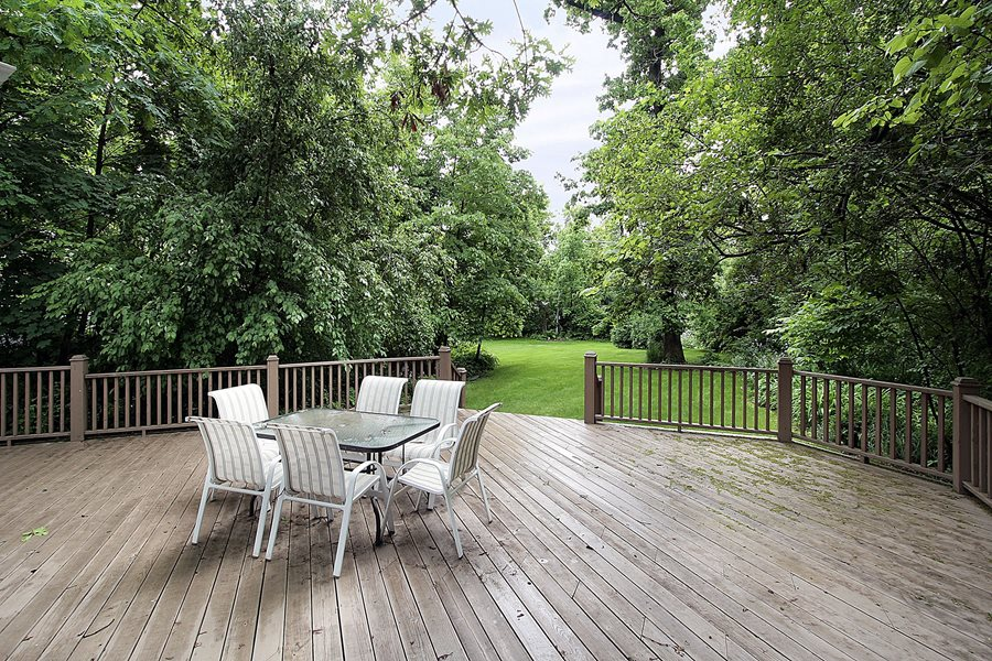 Deck Designs and Ideas for Backyards and Front Yards ... on Backyard Wood Patio Ideas id=79383