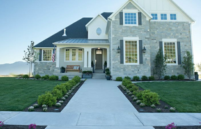 Design Ideas for Concrete Paving - Landscaping Network on Concrete Front Yard Ideas id=94285