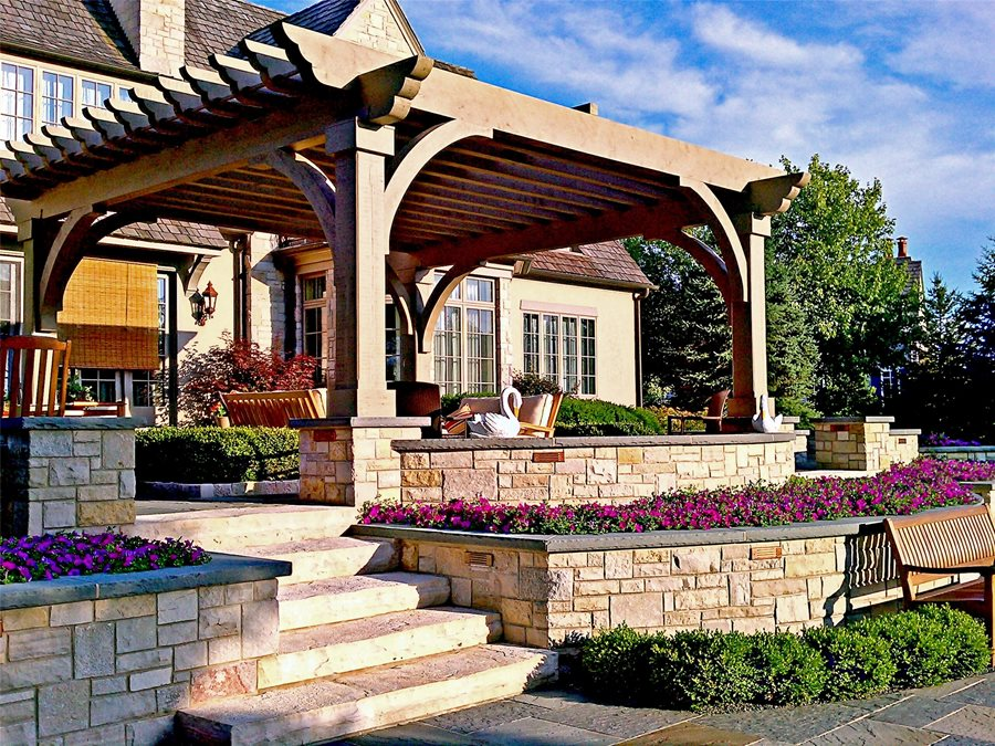 Pergola and Patio Cover Ideas - Landscaping Network on Landscaping And Patios id=75855