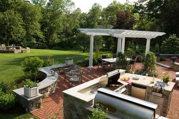Large Yard Landscaping Ideas - Landscaping Network on Big Backyard Landscaping Ideas id=56101