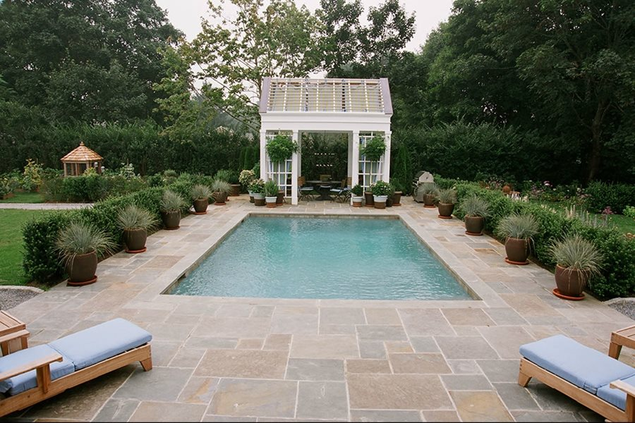 Swimming Pool Materials - Landscaping Network on Backyard Pool Landscape Designs id=14391