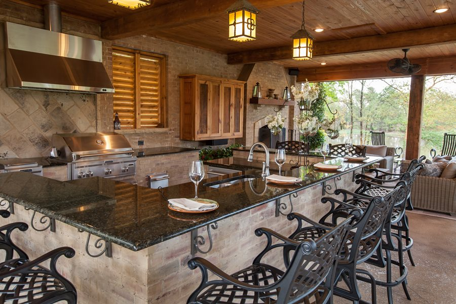 Outdoor Dining Room Ideas - Landscaping Network on Backyard Dining Area Ideas id=98666