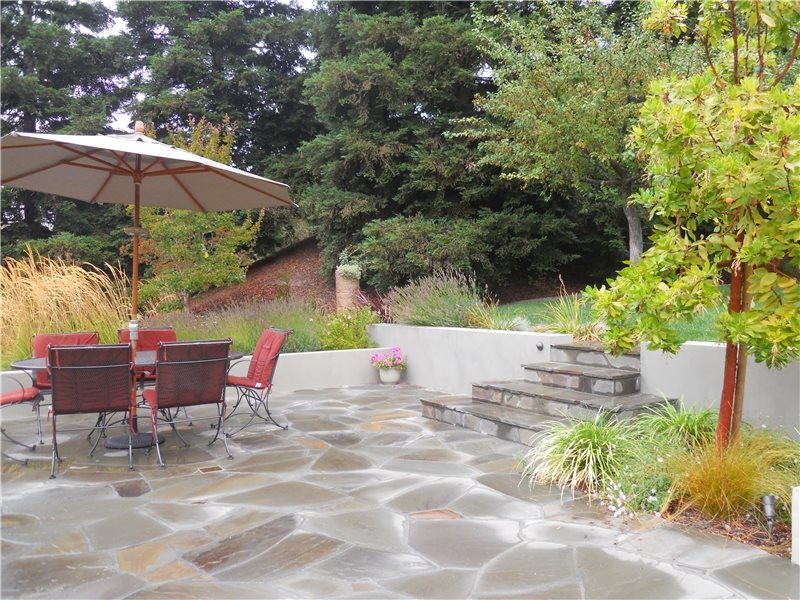Flagstone Paving Ideas - Landscaping Network on Landscaping And Patios  id=11915