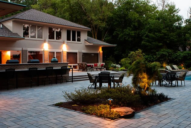Selecting a Patio Shape - Landscaping Network on Patio Shape Designs id=12923