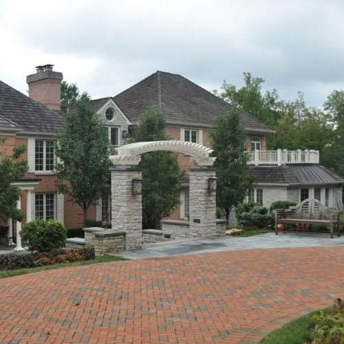 Paver Driveway Designs Landscaping Network