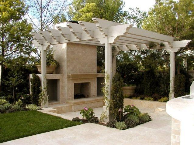 pergola design questions landscaping