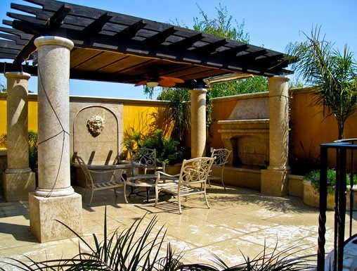 Pergola and Patio Cover Ideas - Landscaping Network on Patio Covers Ideas  id=26882