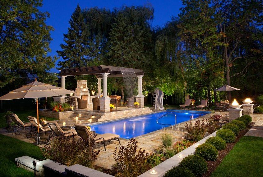 Large Yard Landscaping Ideas - Landscaping Network on Large Backyard Design id=85618