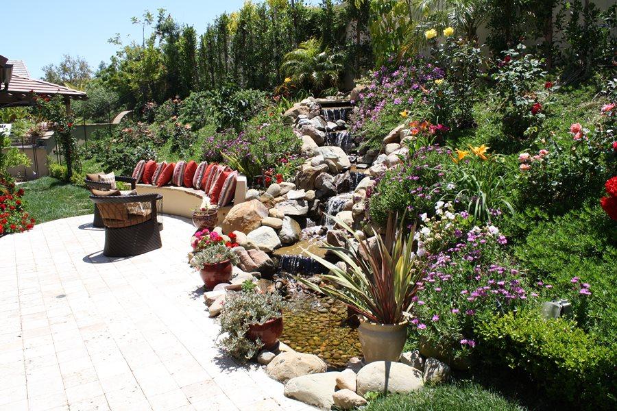 Hillside Erosion Control - Landscaping Network on Front Yard Waterfall Ideas id=85134