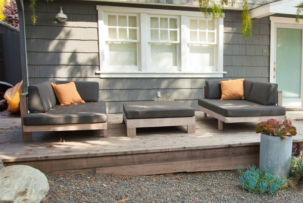 contemporary patio furniture Patio Furniture Styles - Landscaping Network