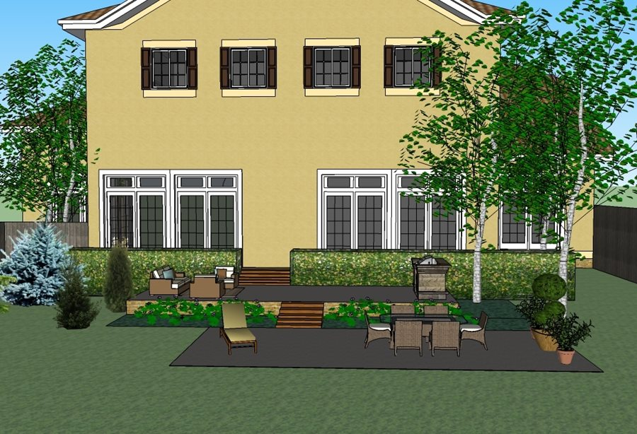 Patio Layout Ideas - Landscaping Network on Patio Layouts  id=15054