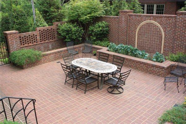 brick patio designs Brick Patio Ideas - Landscaping Network