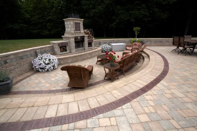 Paver Patio Ideas - Landscaping Network on Yard Paver Ideas  id=15944
