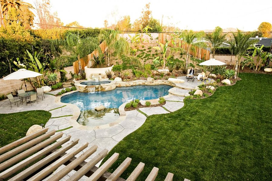 Landscaping Ventura - Landscaping Network on Tropical Backyards  id=80490