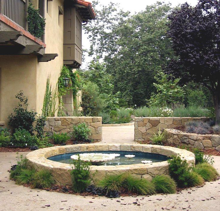 Garden Pond Design Ideas - Landscaping Network on Backyard Pond Landscaping Ideas id=97979
