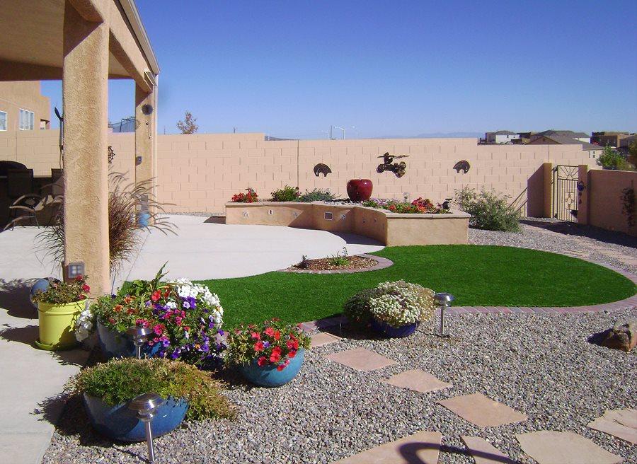 Low Maintenance Backyards - Landscaping Network on Low Maintenance Backyard Design  id=21706