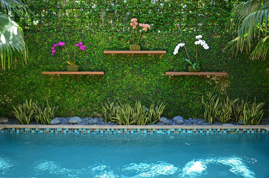 Tropical Landscaping Ideas - Landscaping Network on Tropical Backyard Landscaping  id=42817