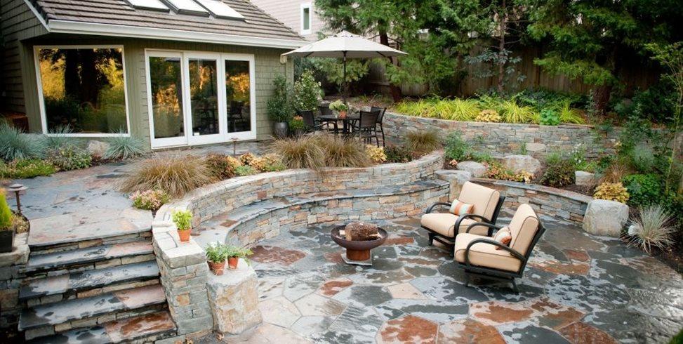 flagstone patio benefits cost