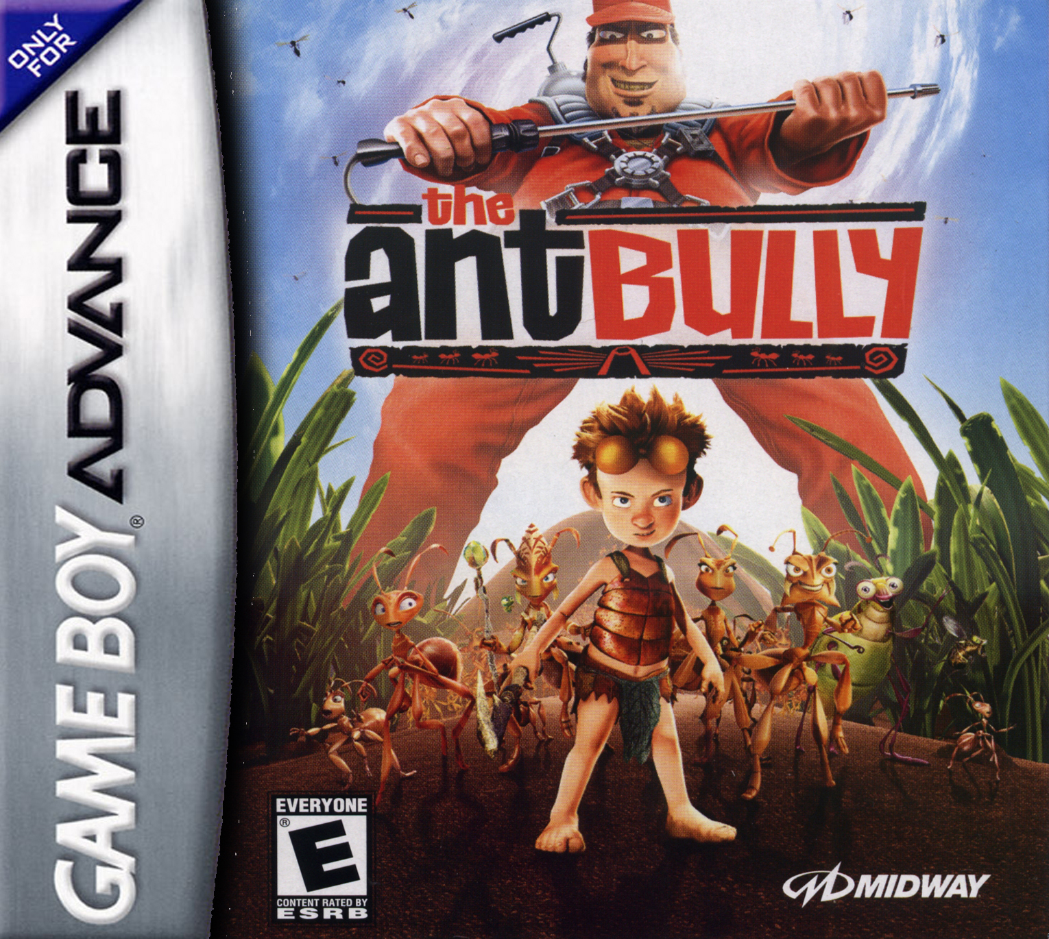 The Ant Bully Details
