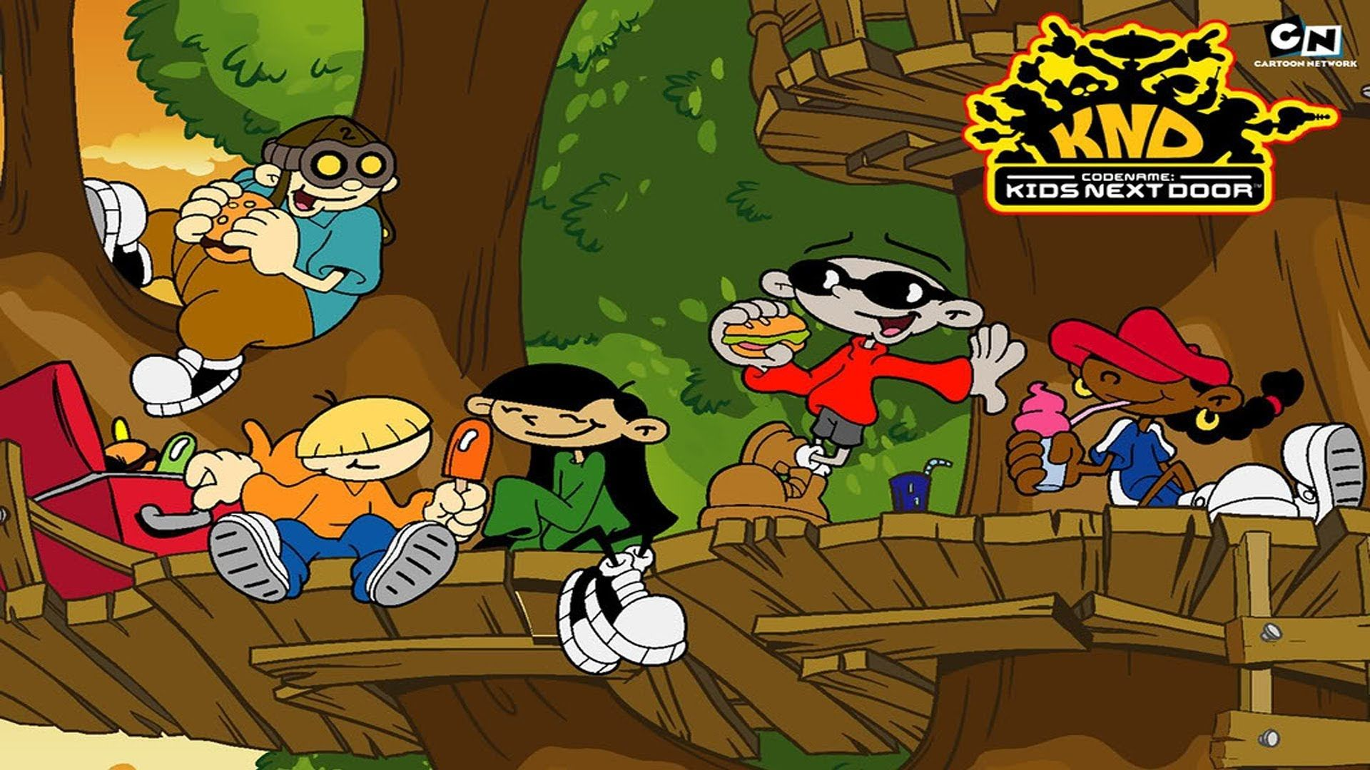 Codename Kids Next Door Operation V I D E O G A M E